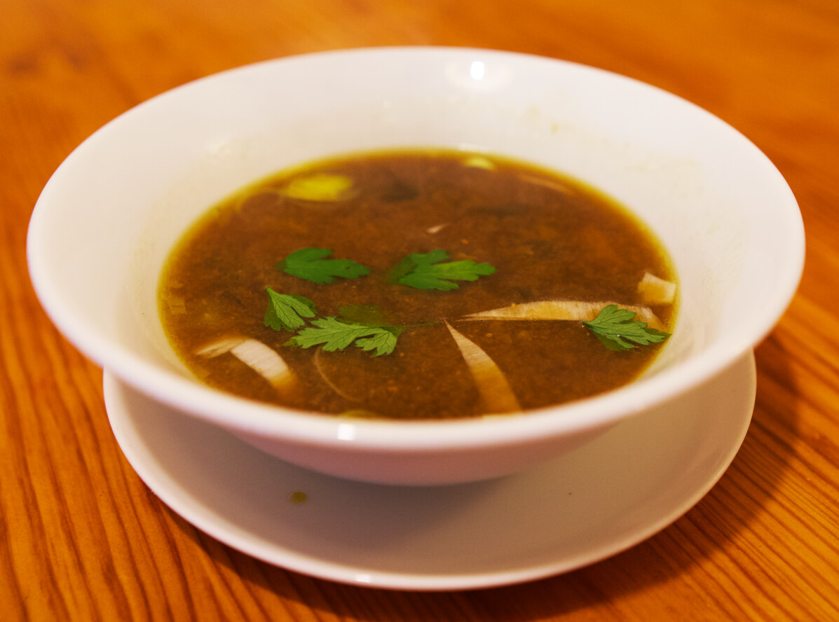 Recepta de sopa miso